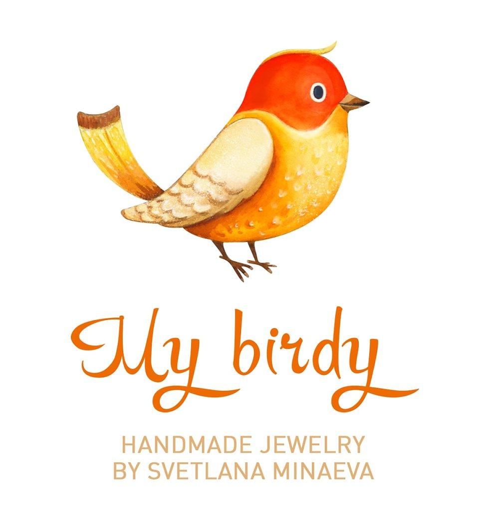 My Birdy logo