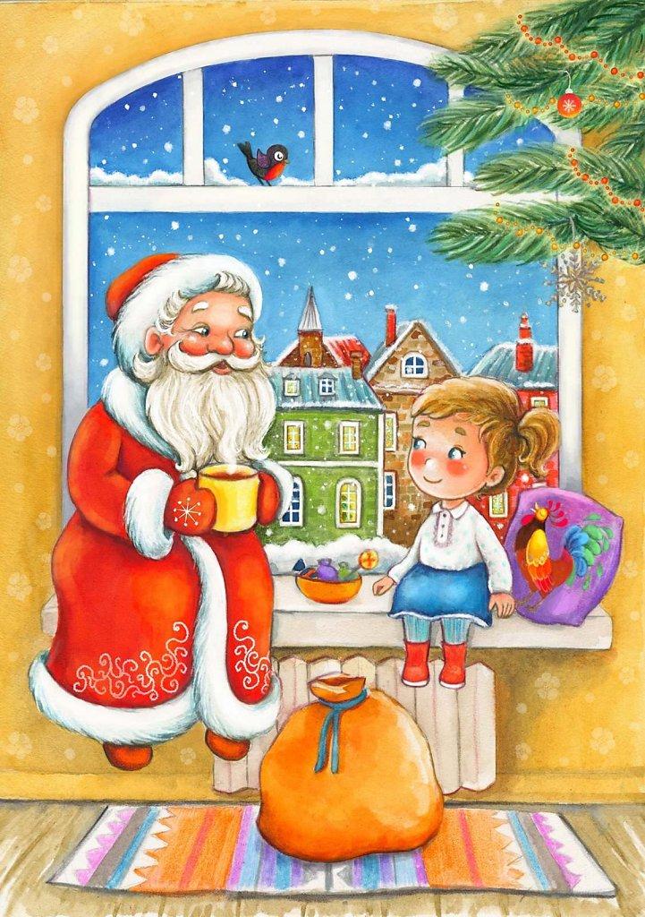 Meet with Santa