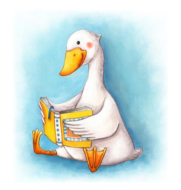 A Goose logo