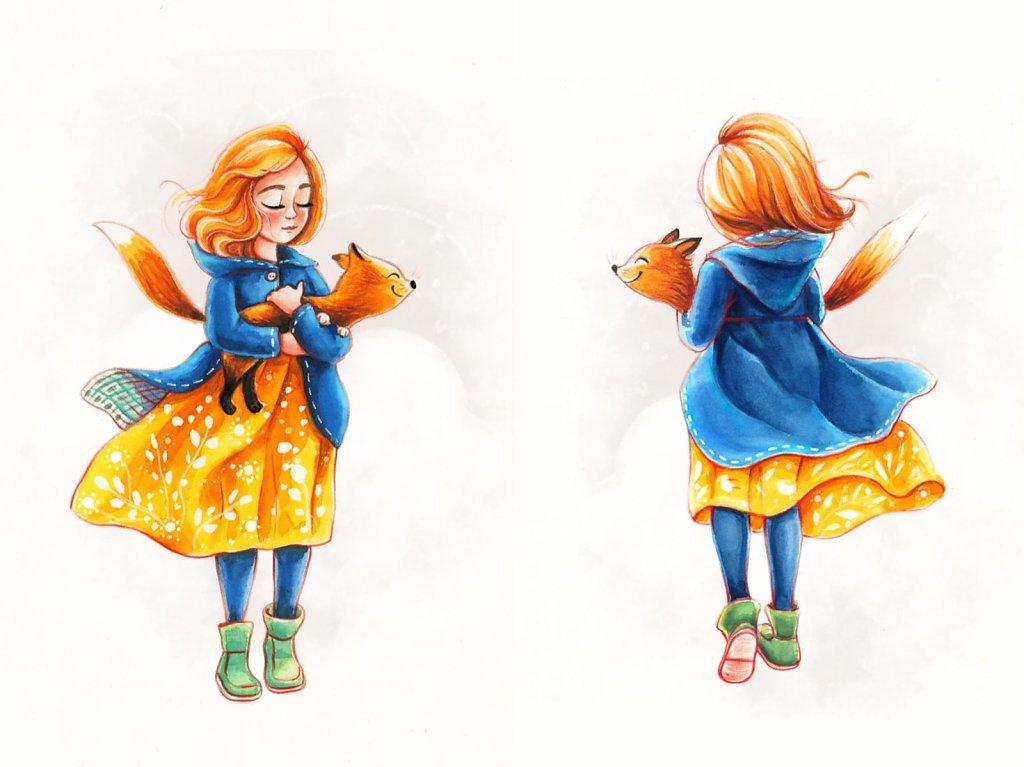 Windy fox