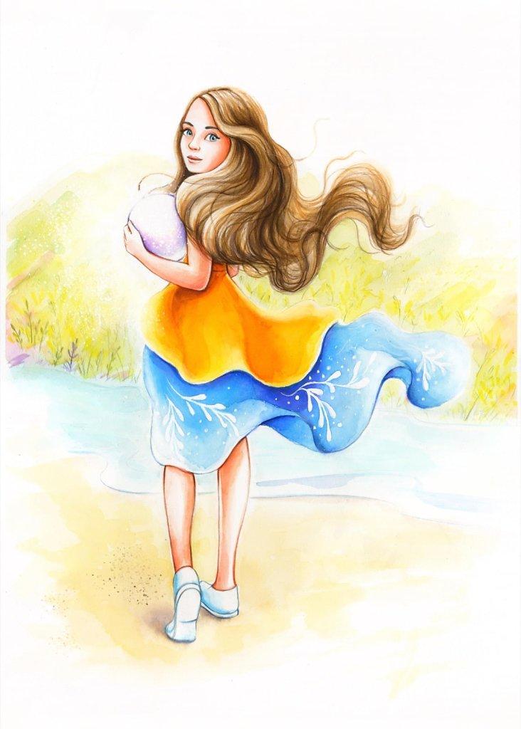 Potrait of @alyona-bezmaternykh