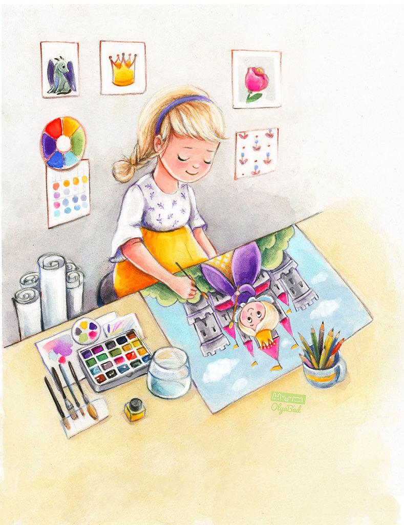An Illustrator