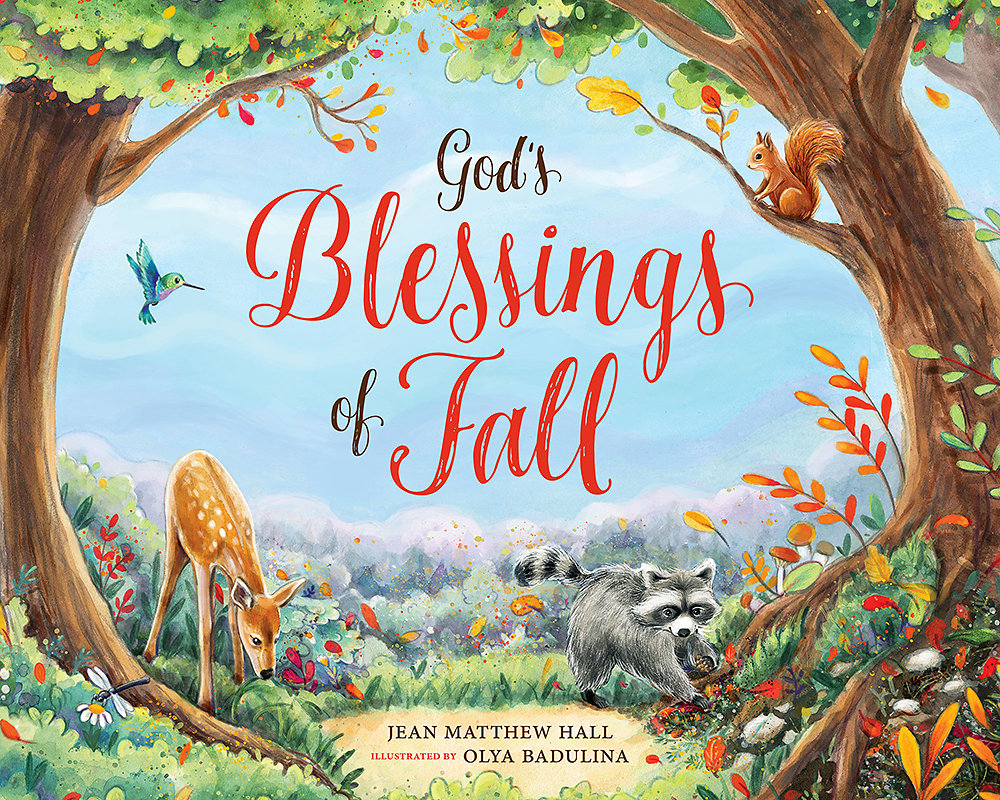 God's blessings of Fall